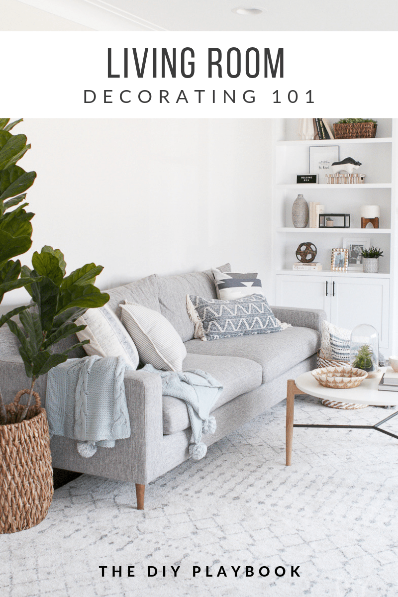 Living Room Decorating 101: Dos + Don\'ts | The DIY Playbook