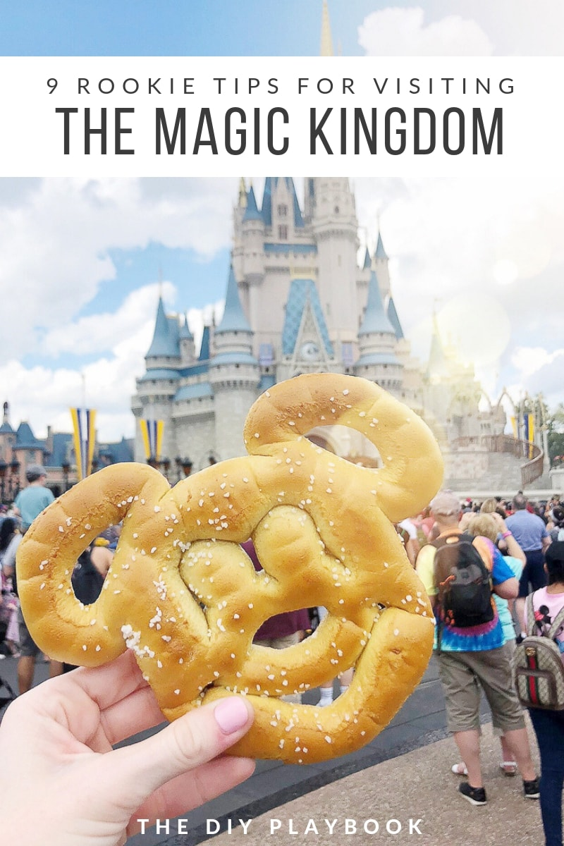 9 tips for visiting Disney's magic kingdom in Orlando, Florida