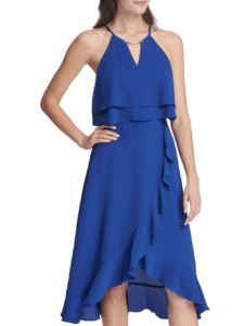 Halter dress from Lord & Taylor