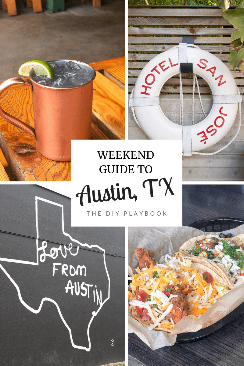 Weekend guide to Austin, Texas