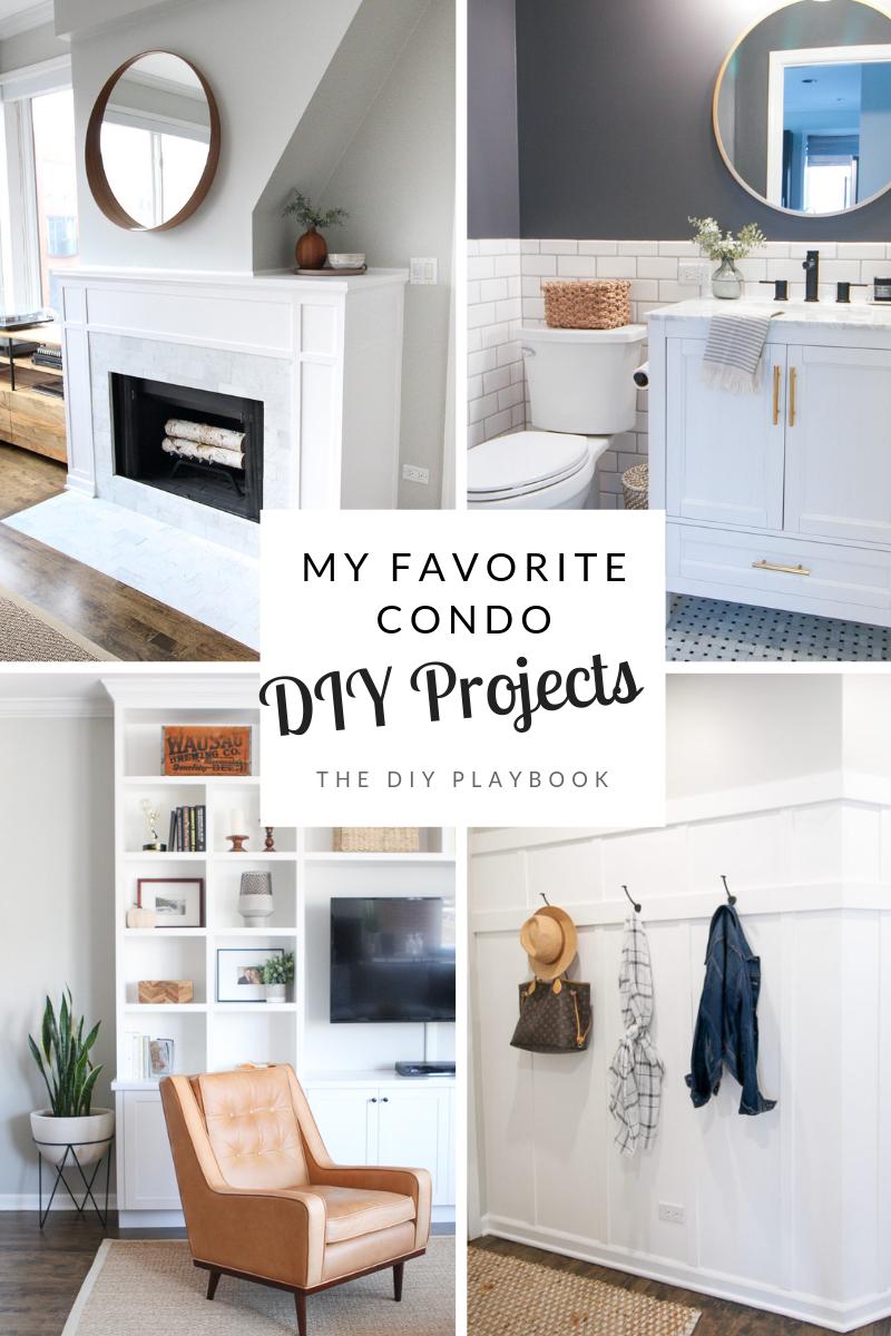 Favorite condo DIY projects