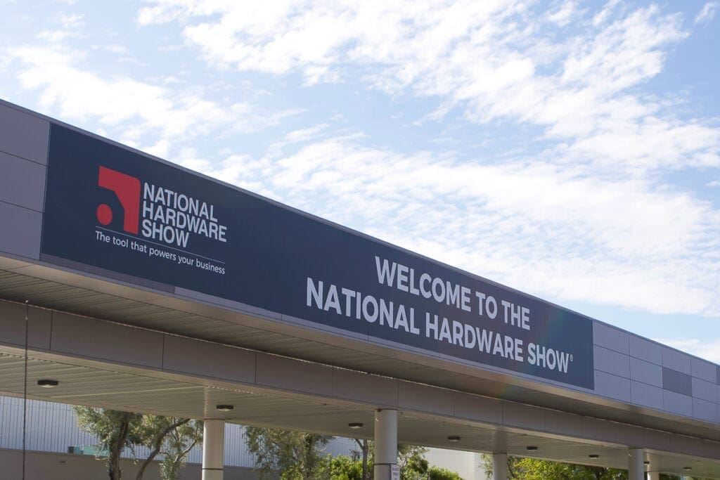 National hardware Show Las Vegas