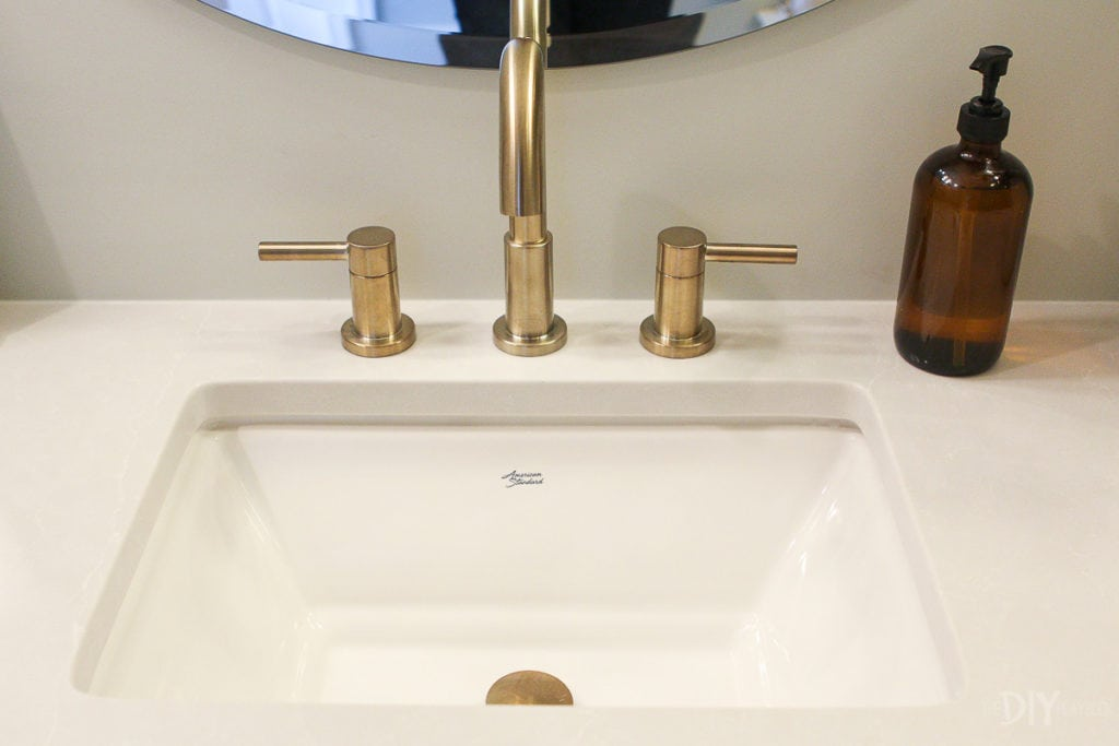 American Standard Sink from Lowe's Home Improvement