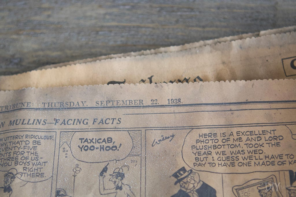 Comics from 1938