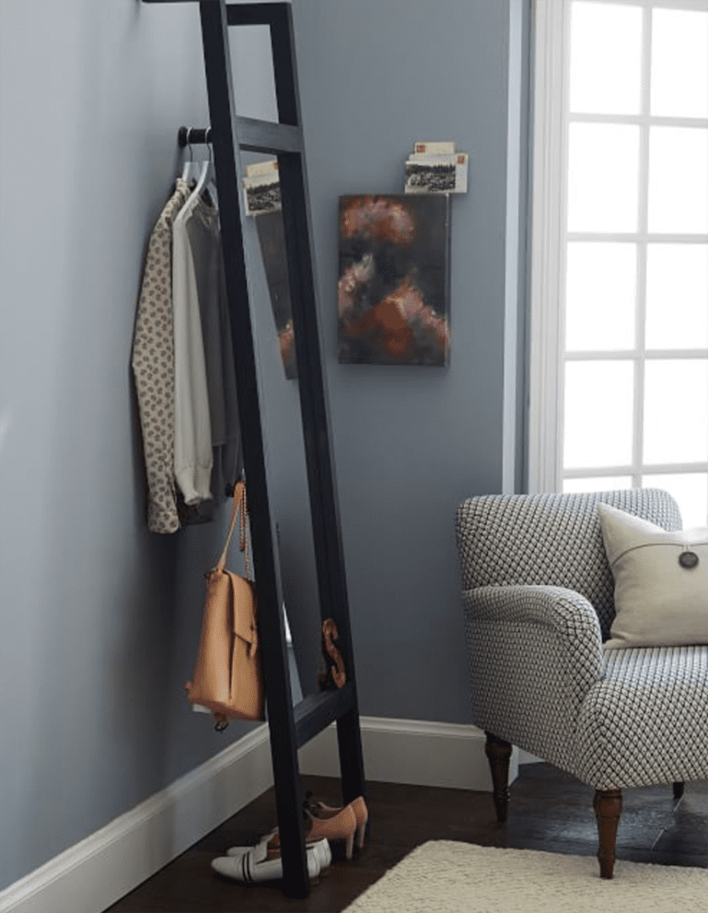 potterybarn mirror with storage