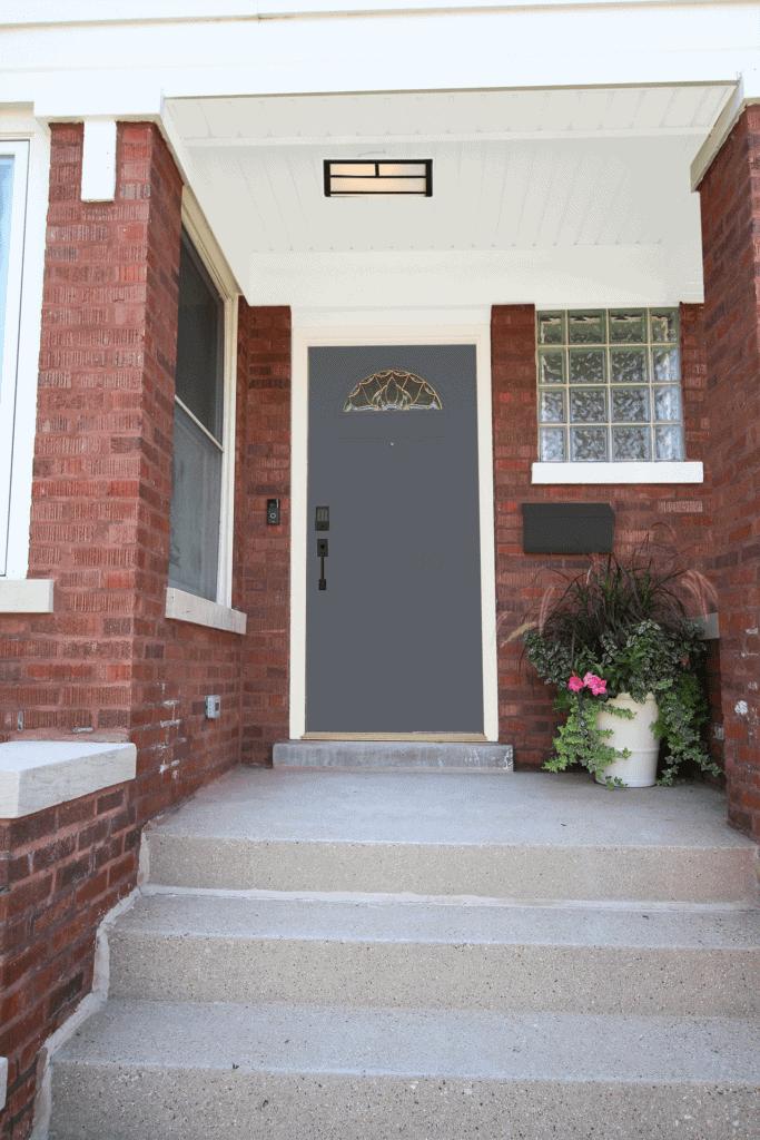 exterior refresh door color hale navy