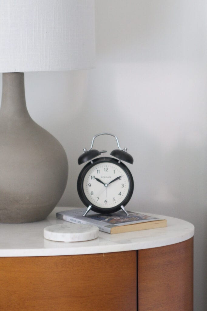NIghtstand clock
