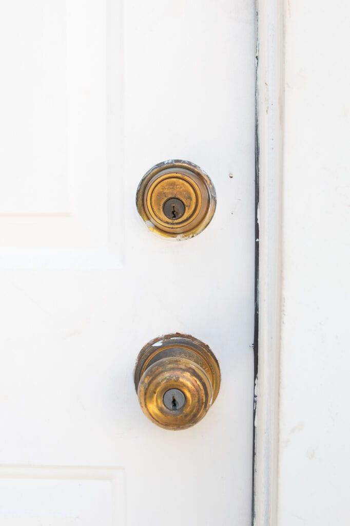 Old locks before