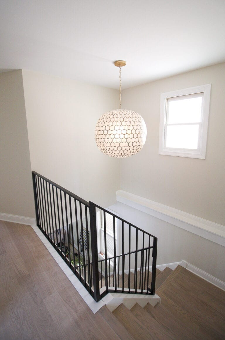 Stairwell transformation in Chicago