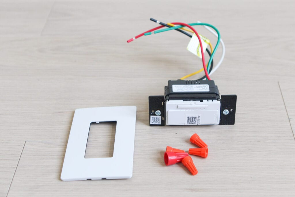 How to install the Legrand smart dimmer switches