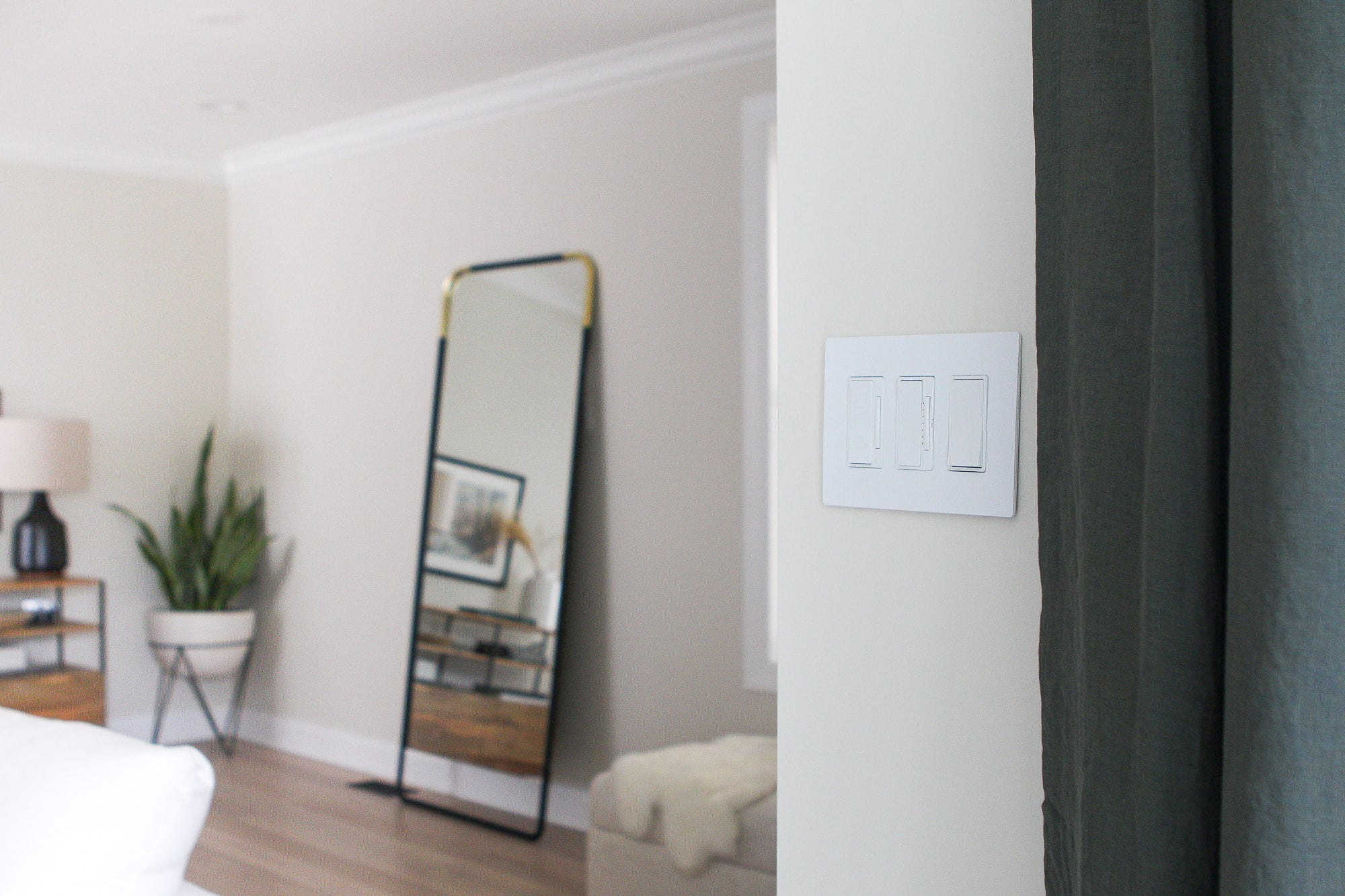 Smart dimmer switches from Legrand