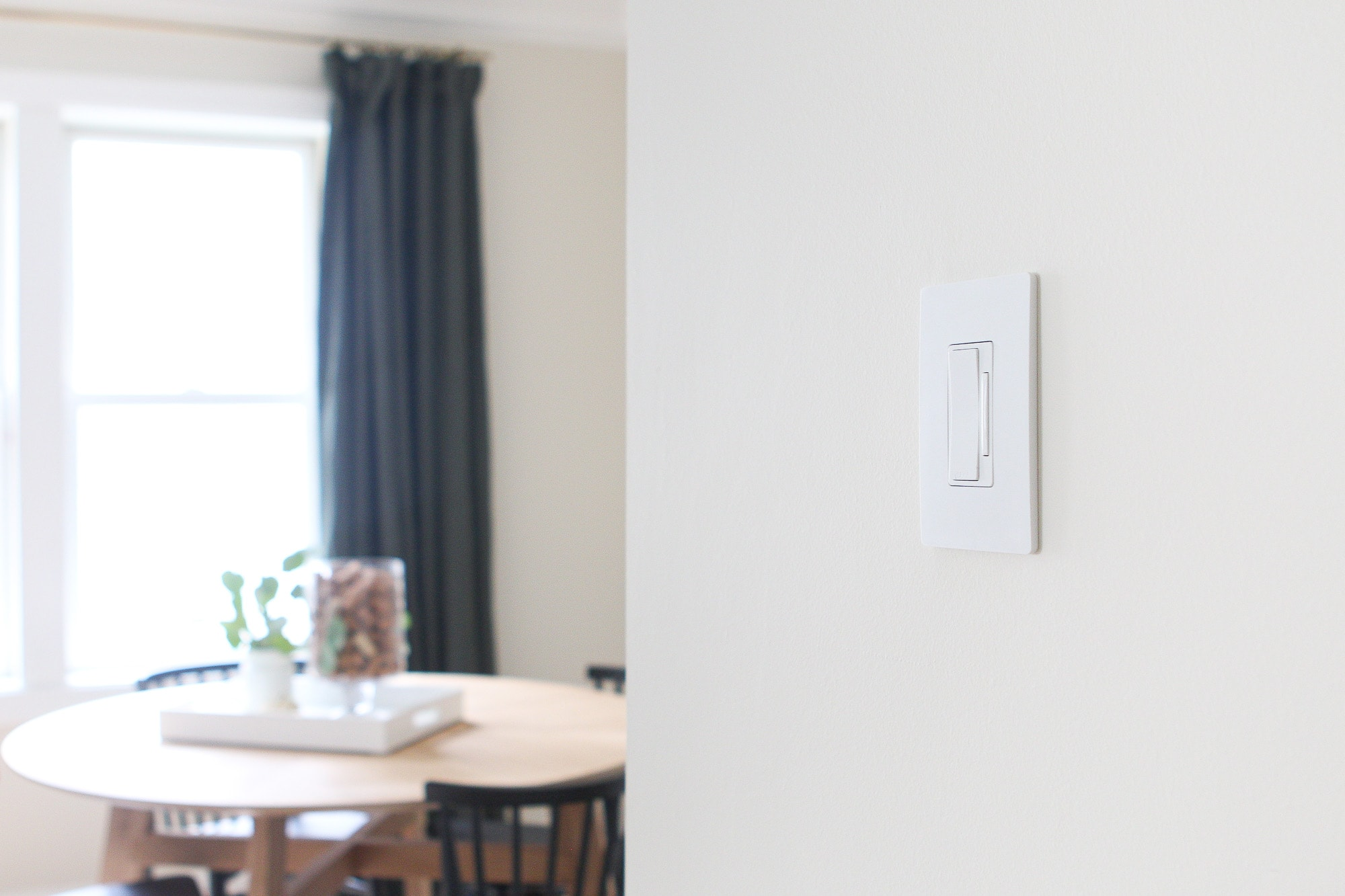 Adding dimmer switches throughout our home
