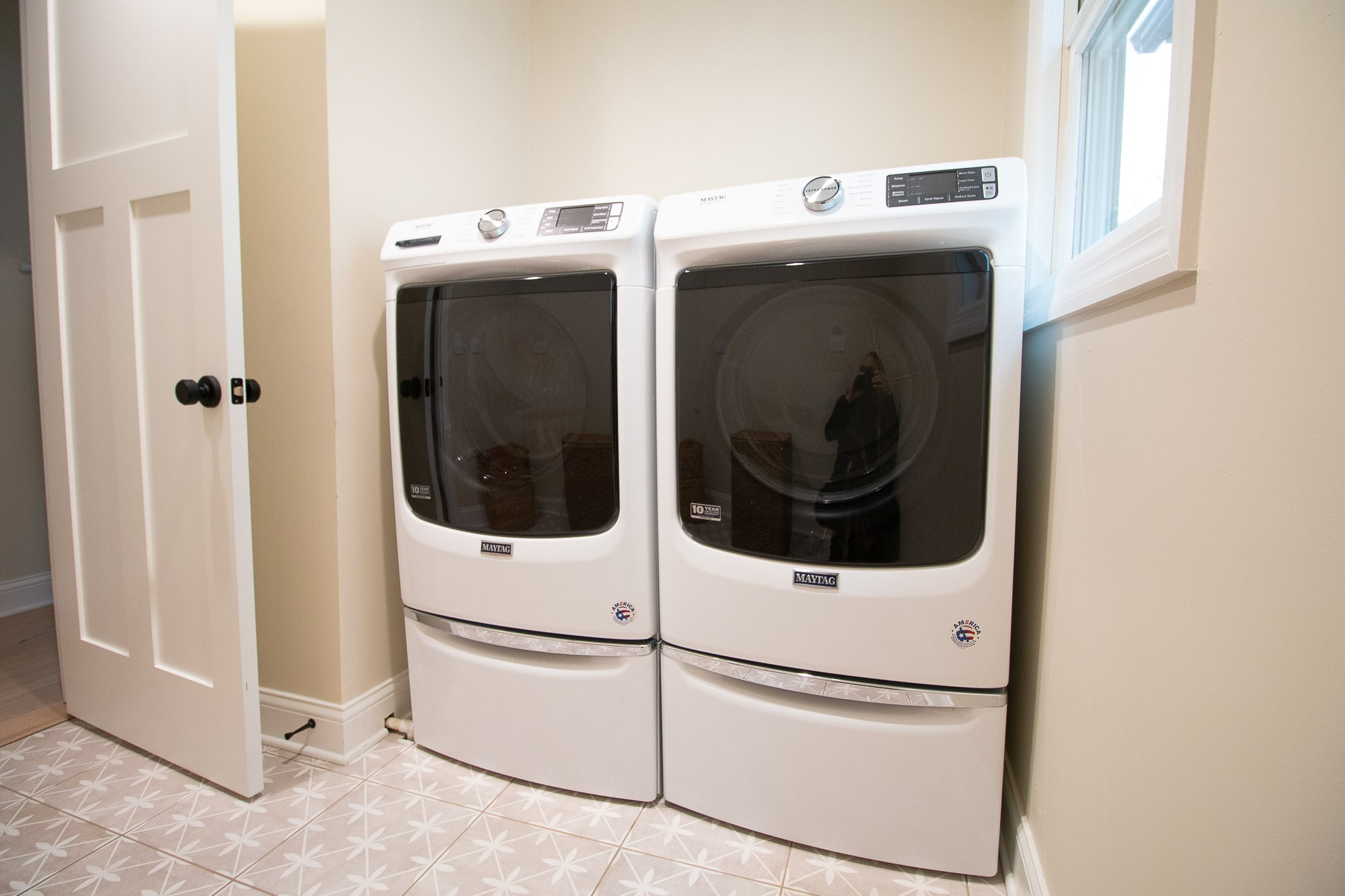 Our DIY laundry room gameplan