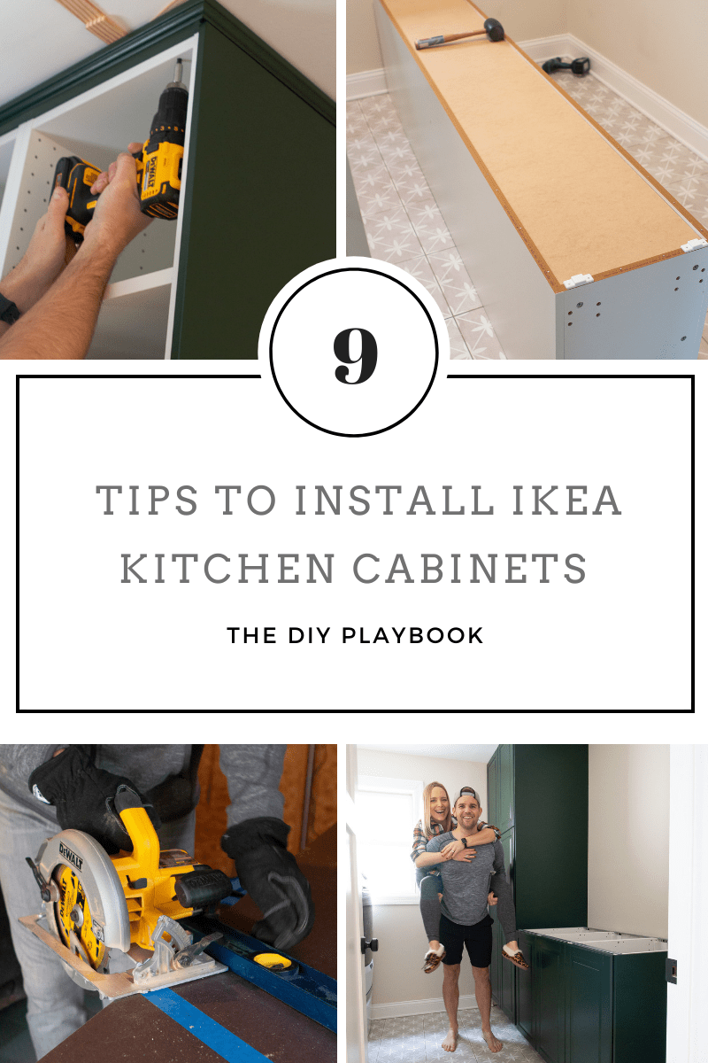 Butcher Block Kitchen Hutch : 9 Tips to Install IKEA Kitchen Cabinets The DIY Playbook
