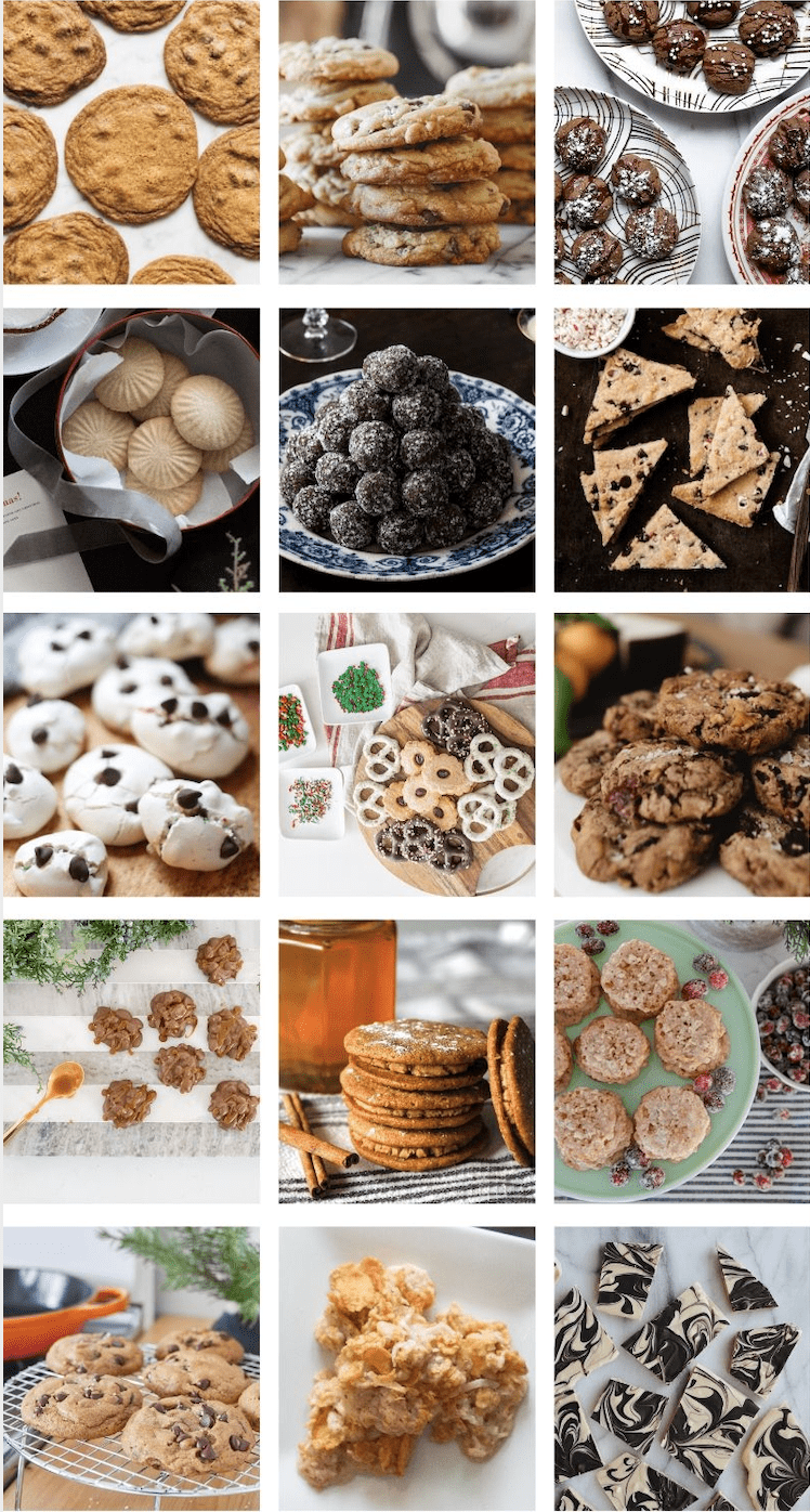 cookie blog swap