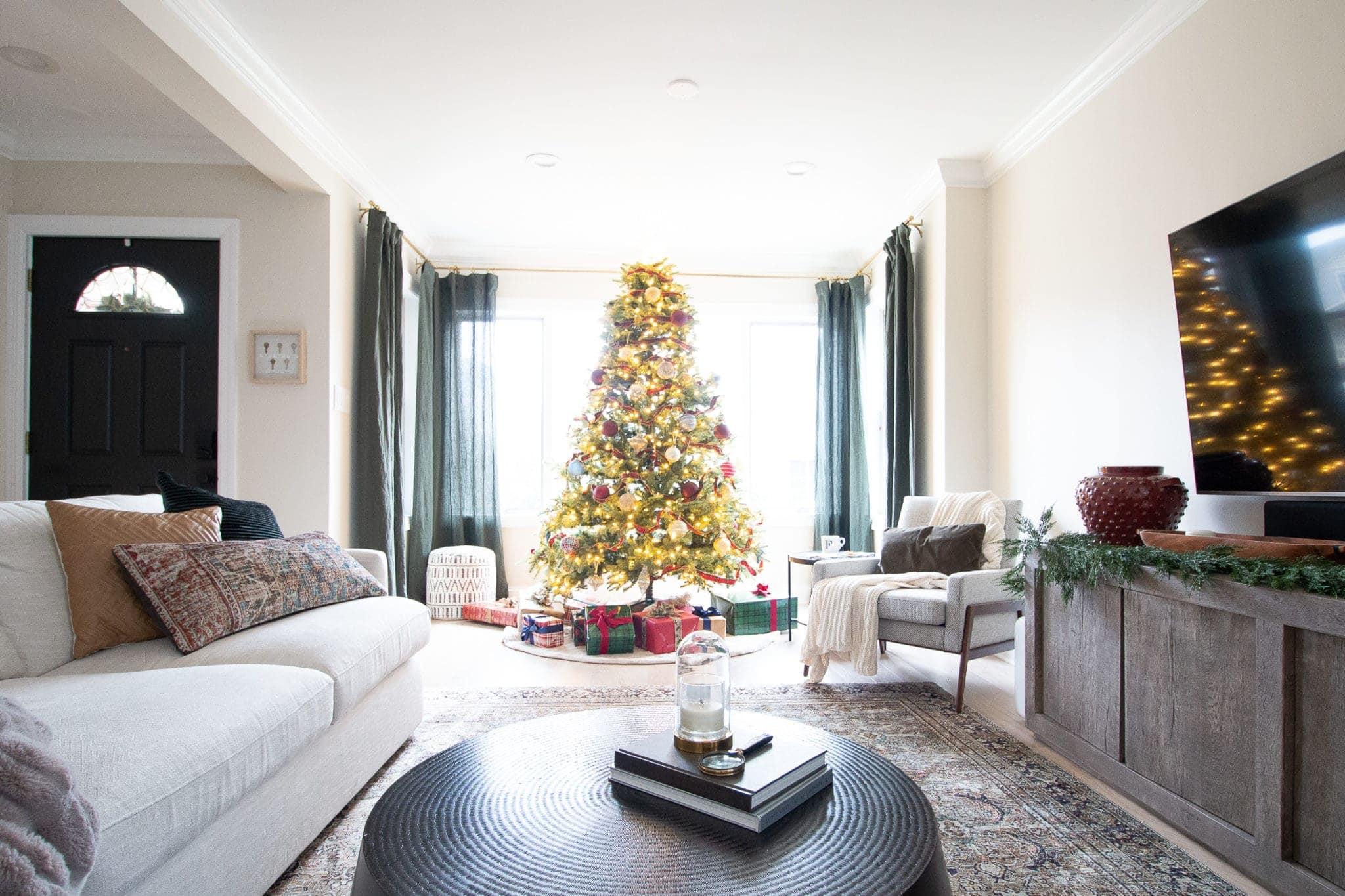 My 2019 Christmas Home Tour