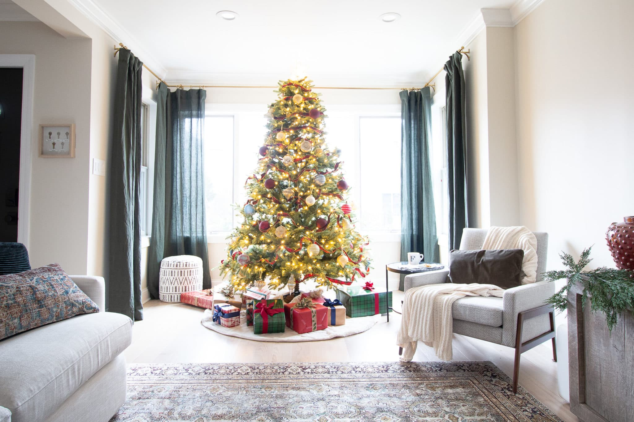 My 2019 Christmas Home Tour