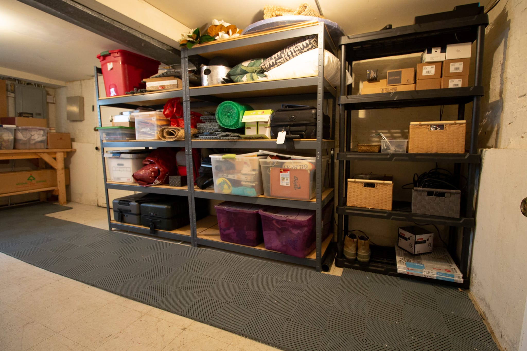 Our storage unit
