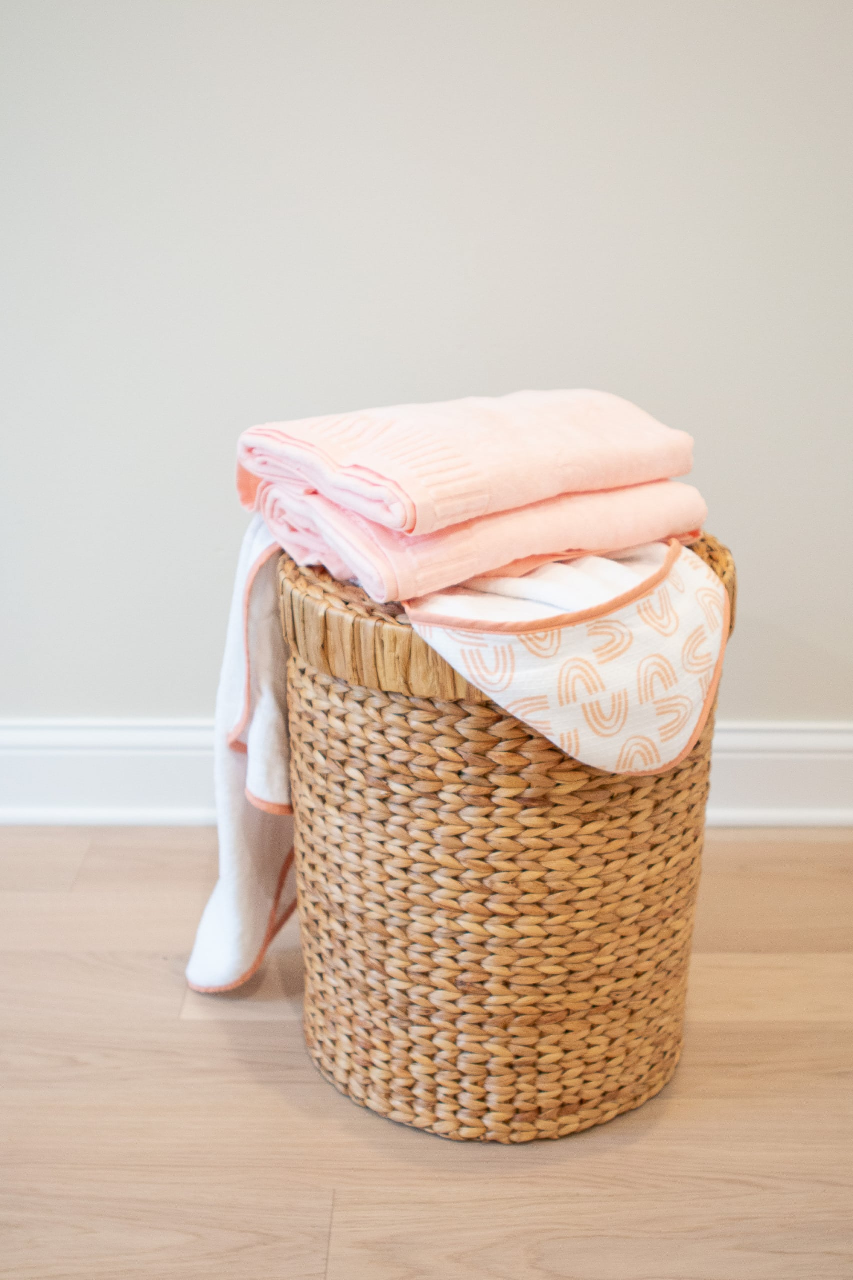 Bath towels for baby
