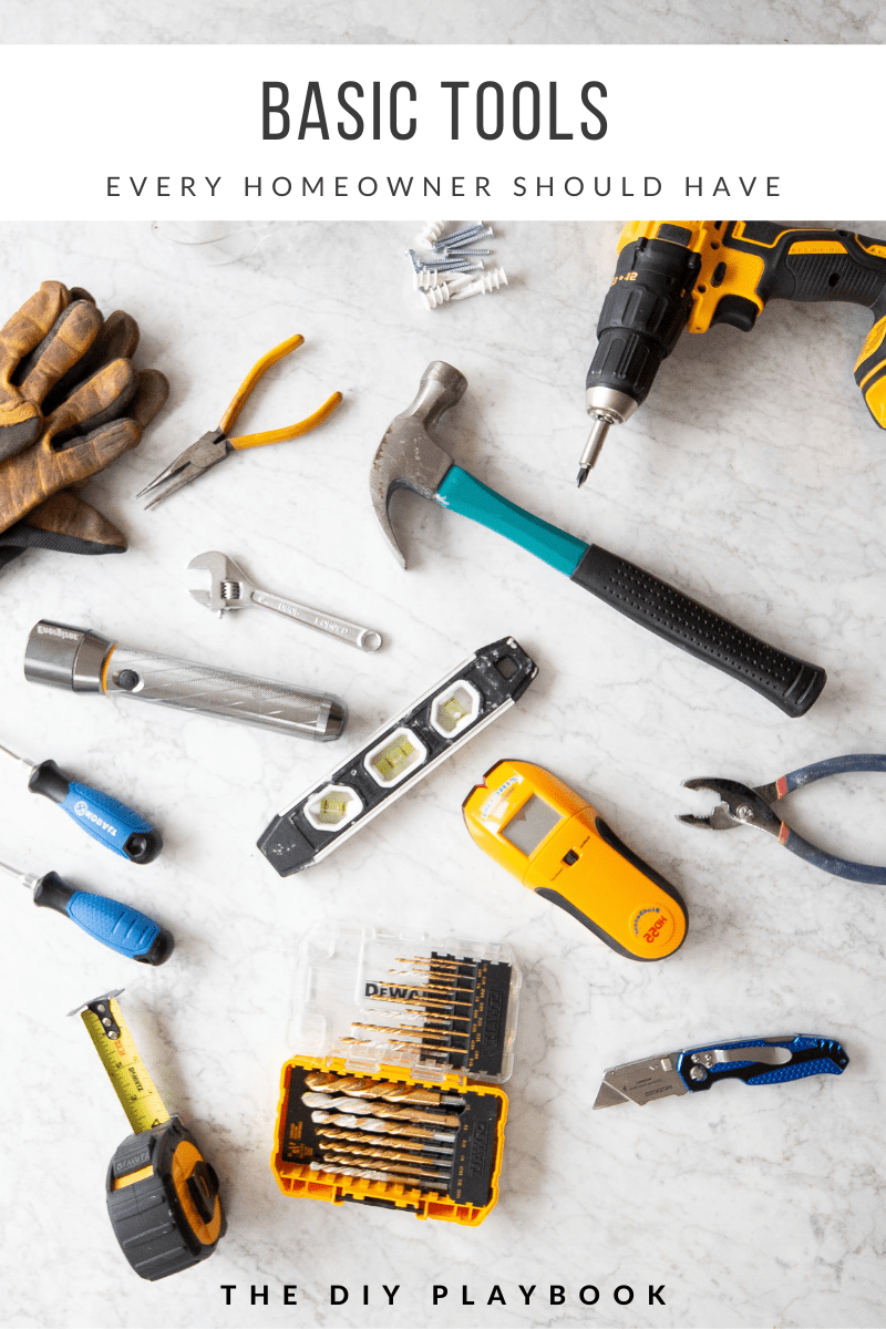 Best tools for homeowners