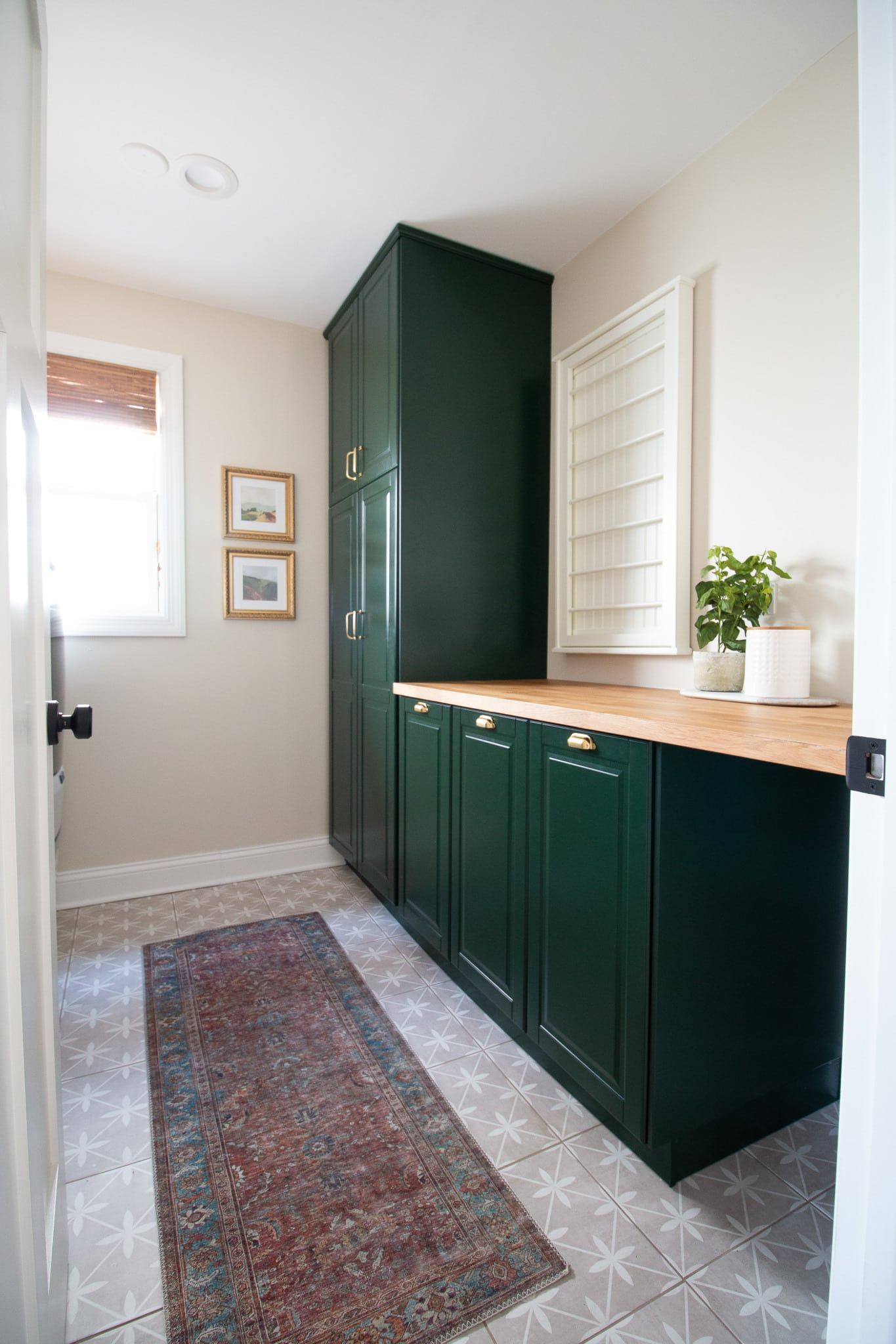Figuring out home renovation budget for a laundry room project