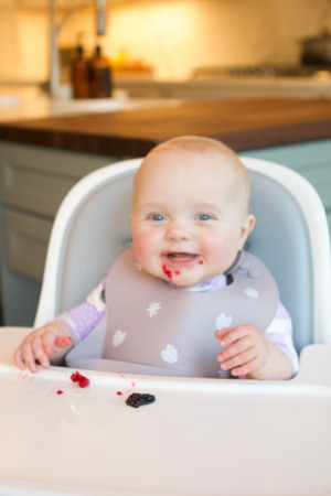 Thumbnail for Our Experience with Baby Led Weaning