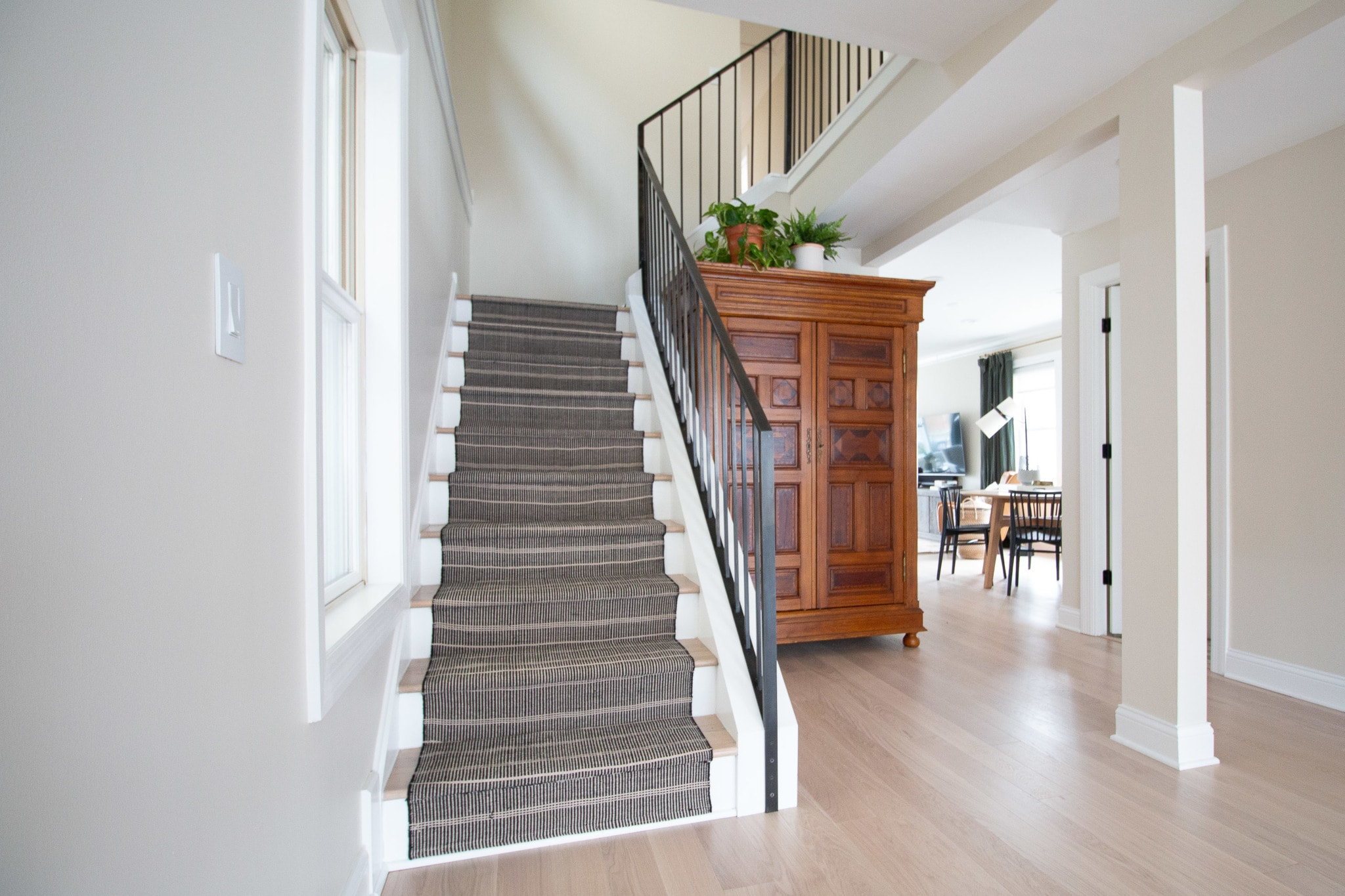 Tips to install a stair runner