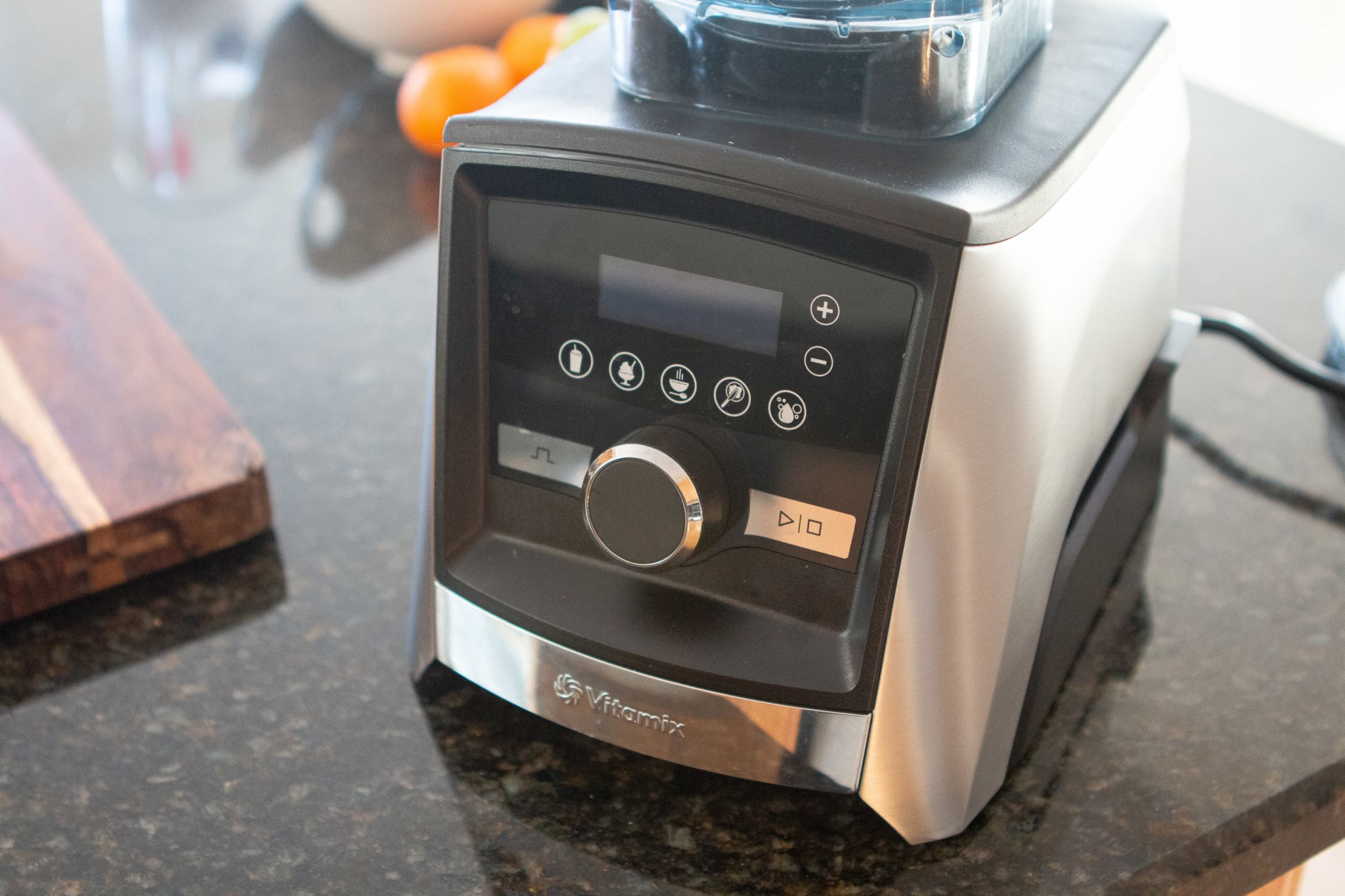 How to use a vitamix