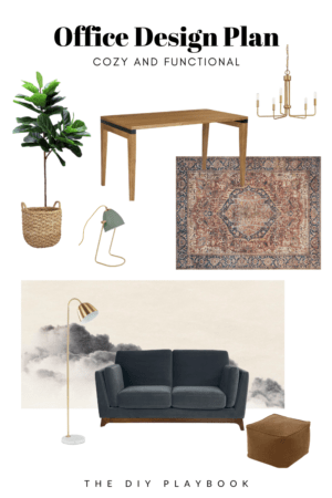 Thumbnail for Office Makeover – The Furniture + Accessories