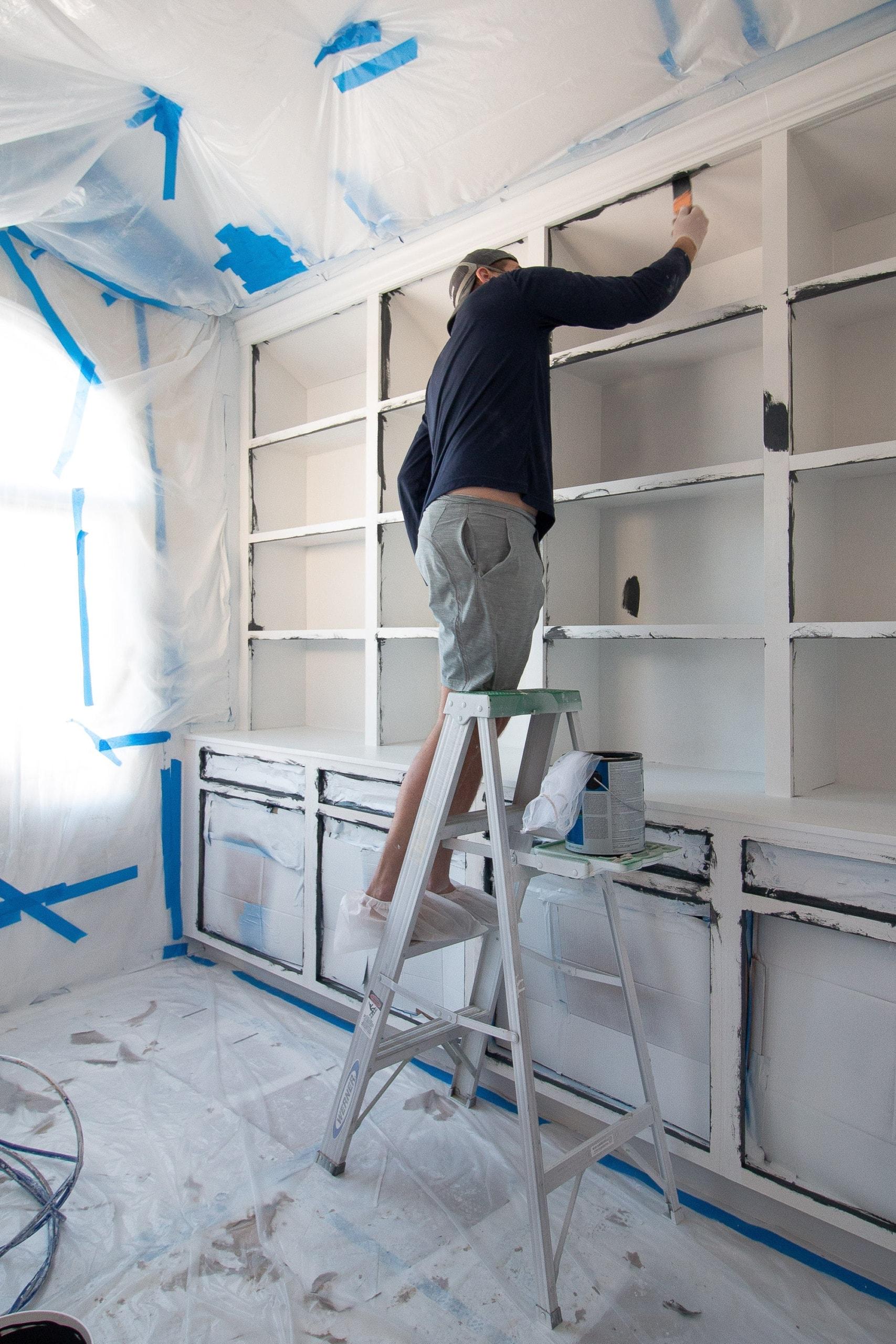 Finn painting