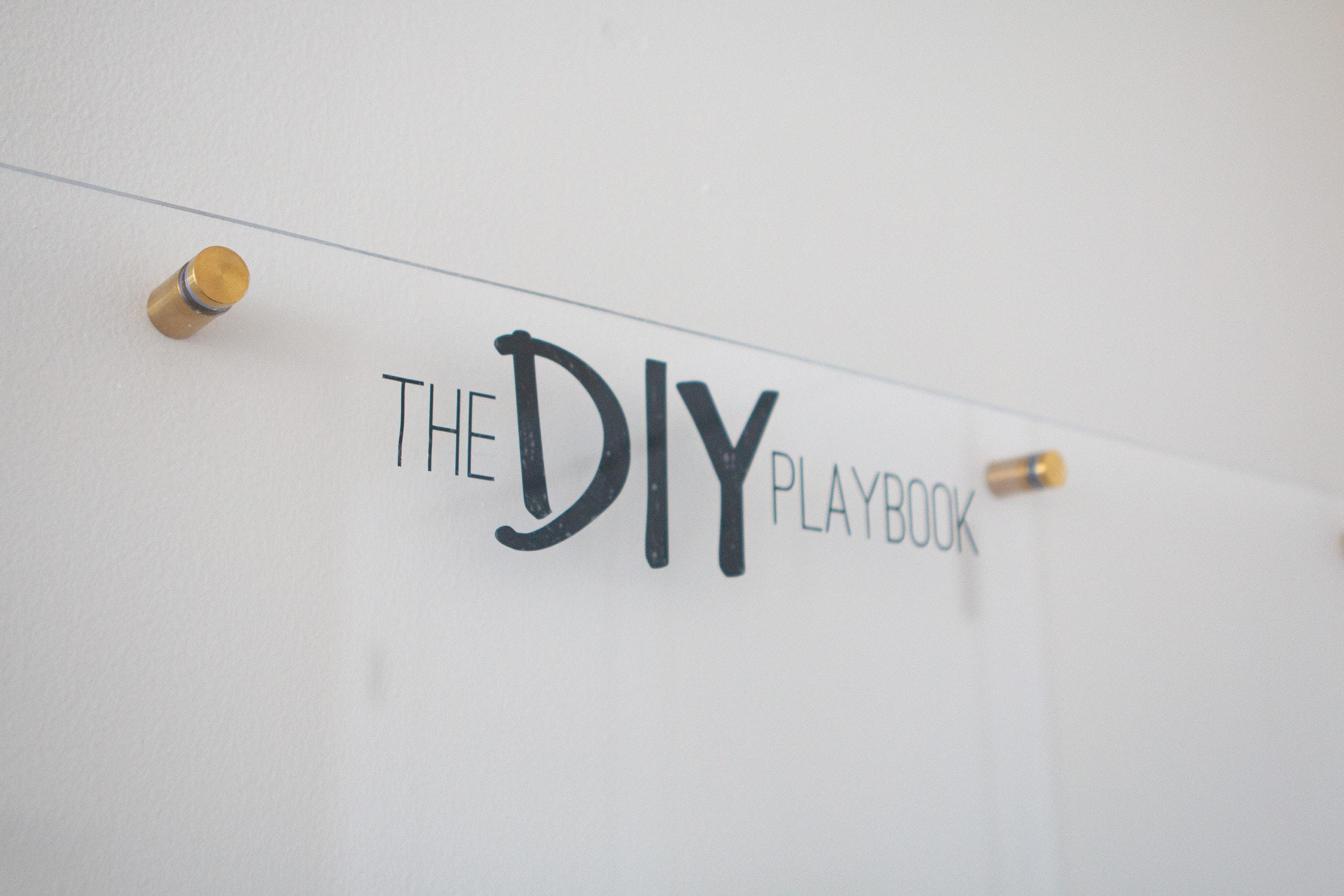 Adding my logo to my DIY acrylic erase board
