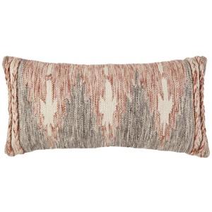 colorful lumbar pillow from Amazon