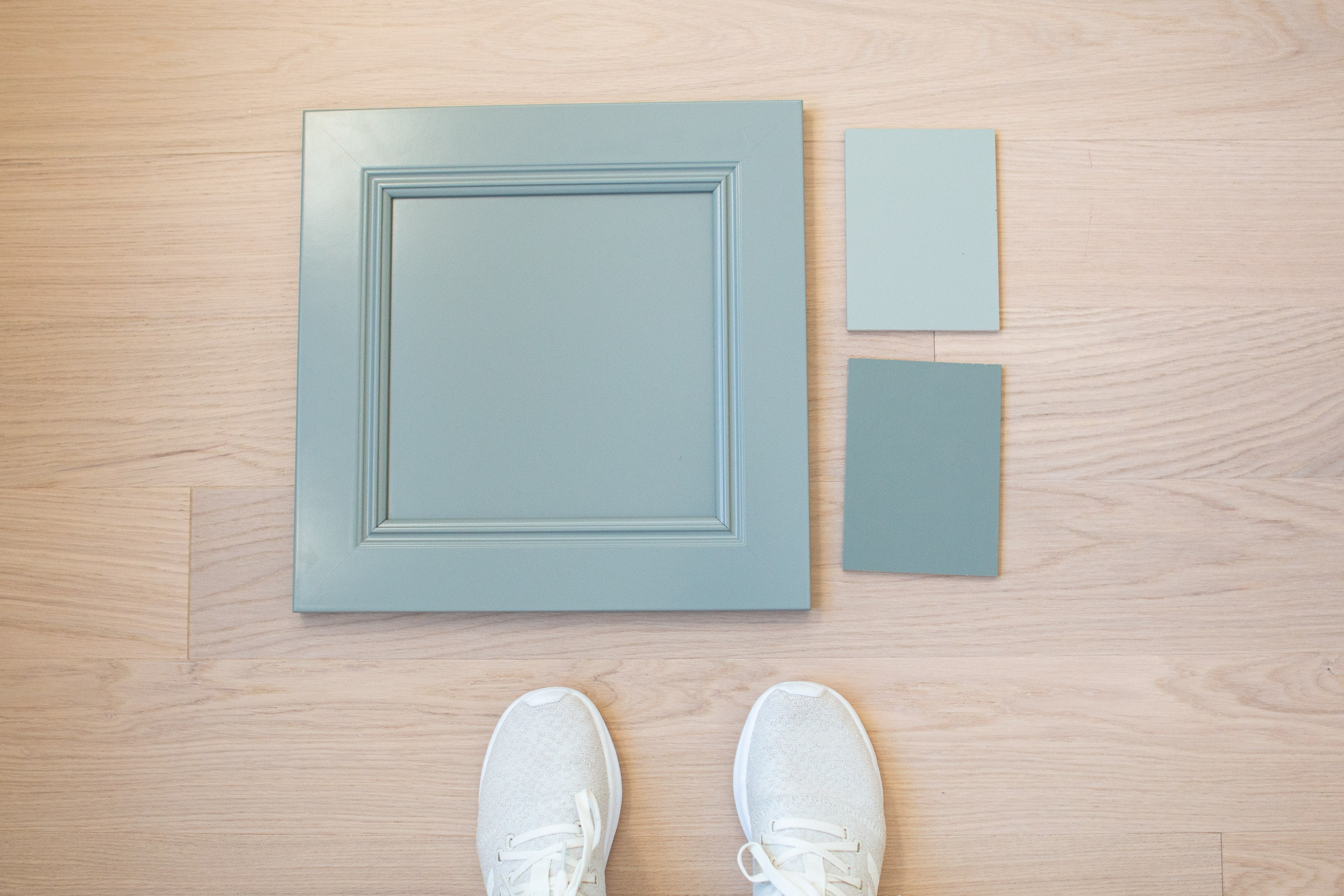 Deciding on a cabinetry color