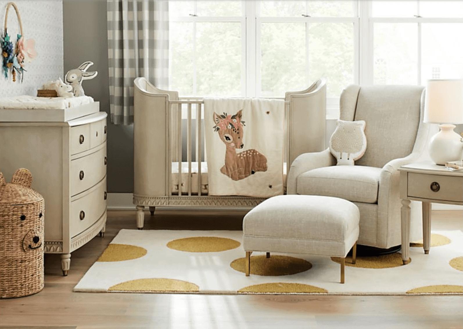 nursery-glider