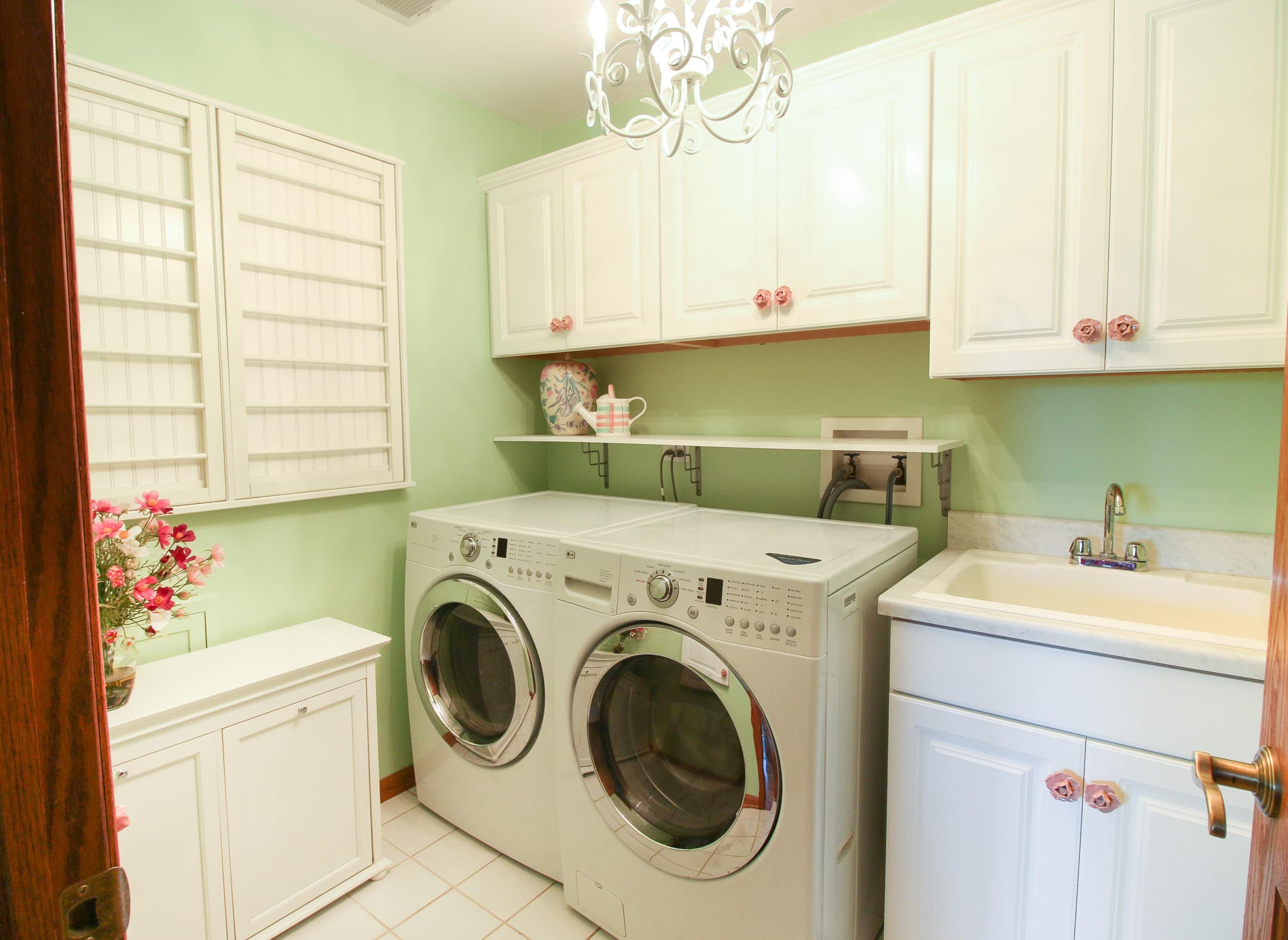 Jan's laundry room