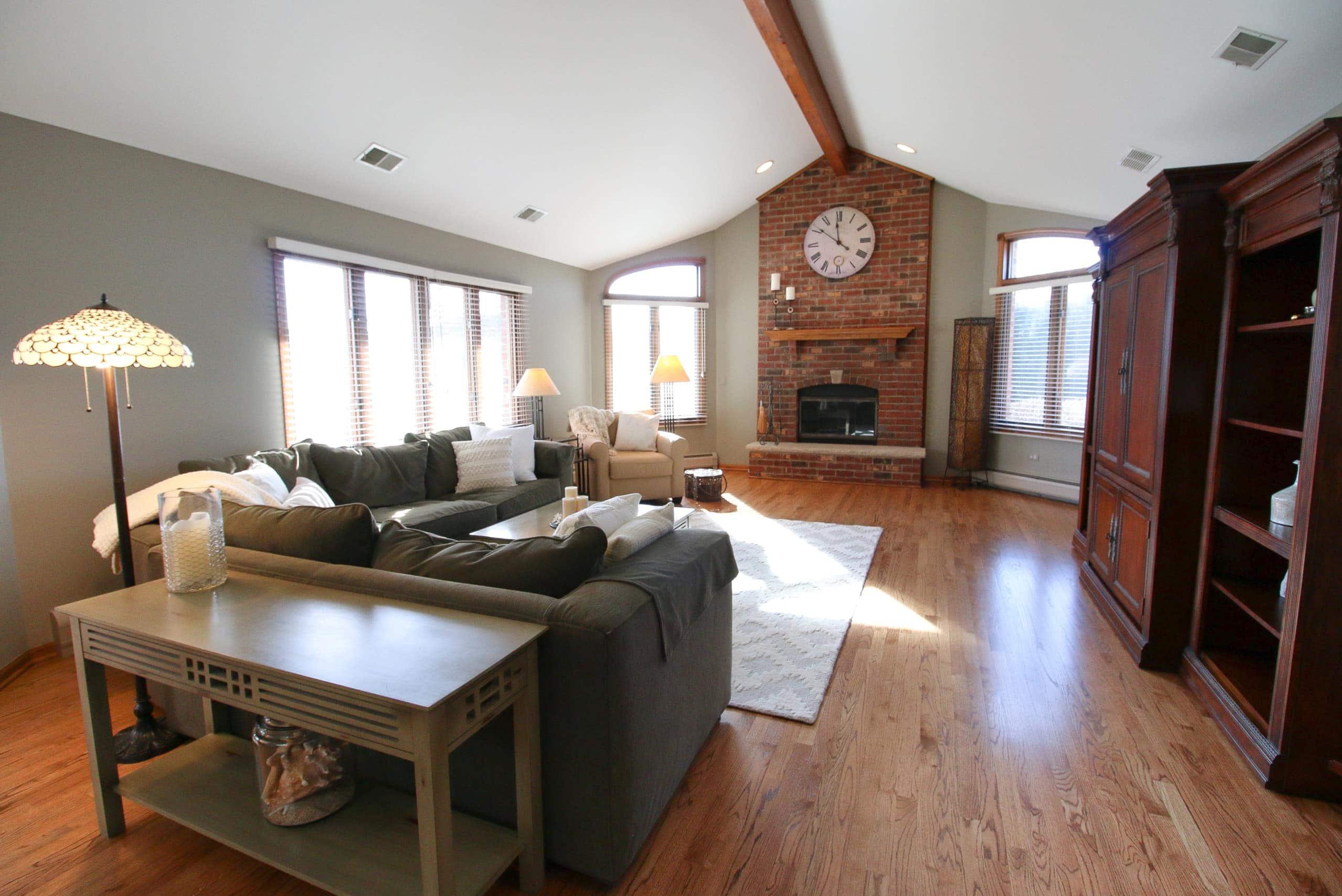 Jan's living room