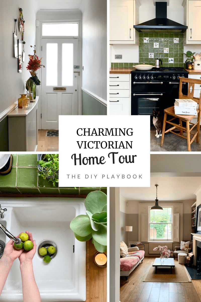 Sarah's charming Victorian home tour