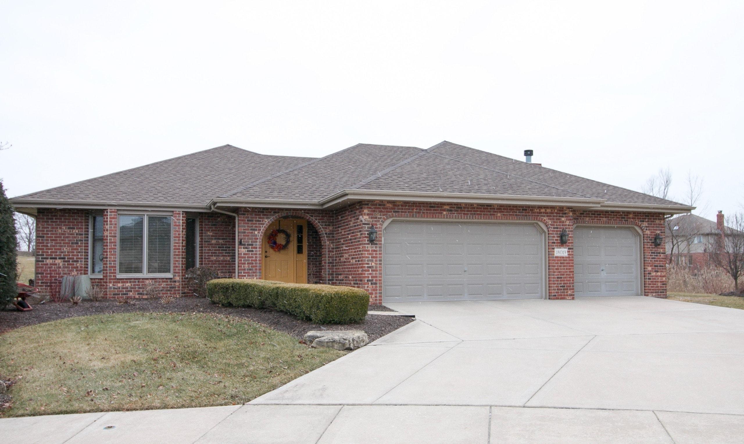 Jan's suburban house