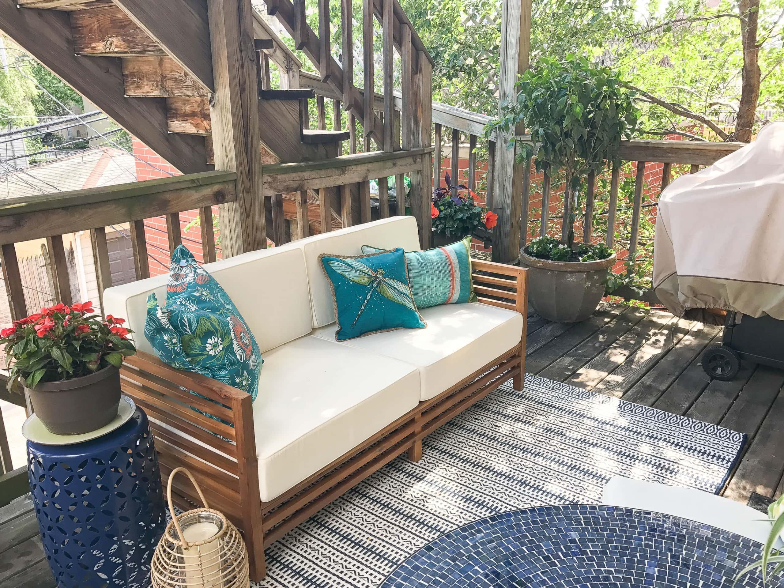 Ryan's balcony