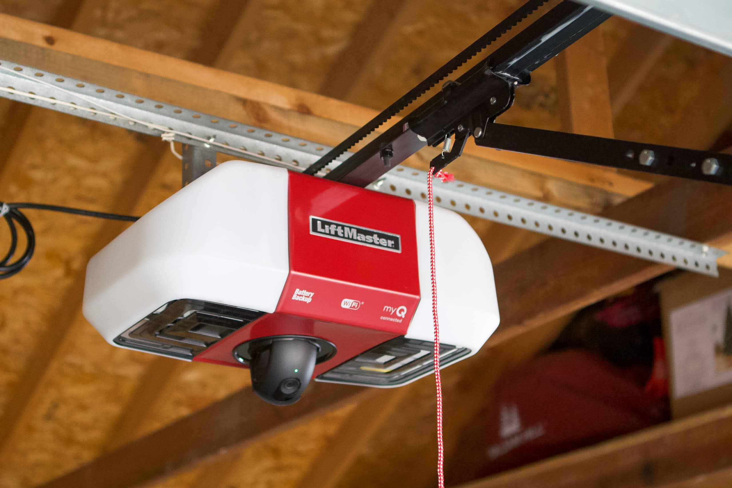 Liftmaster smart garage door opener