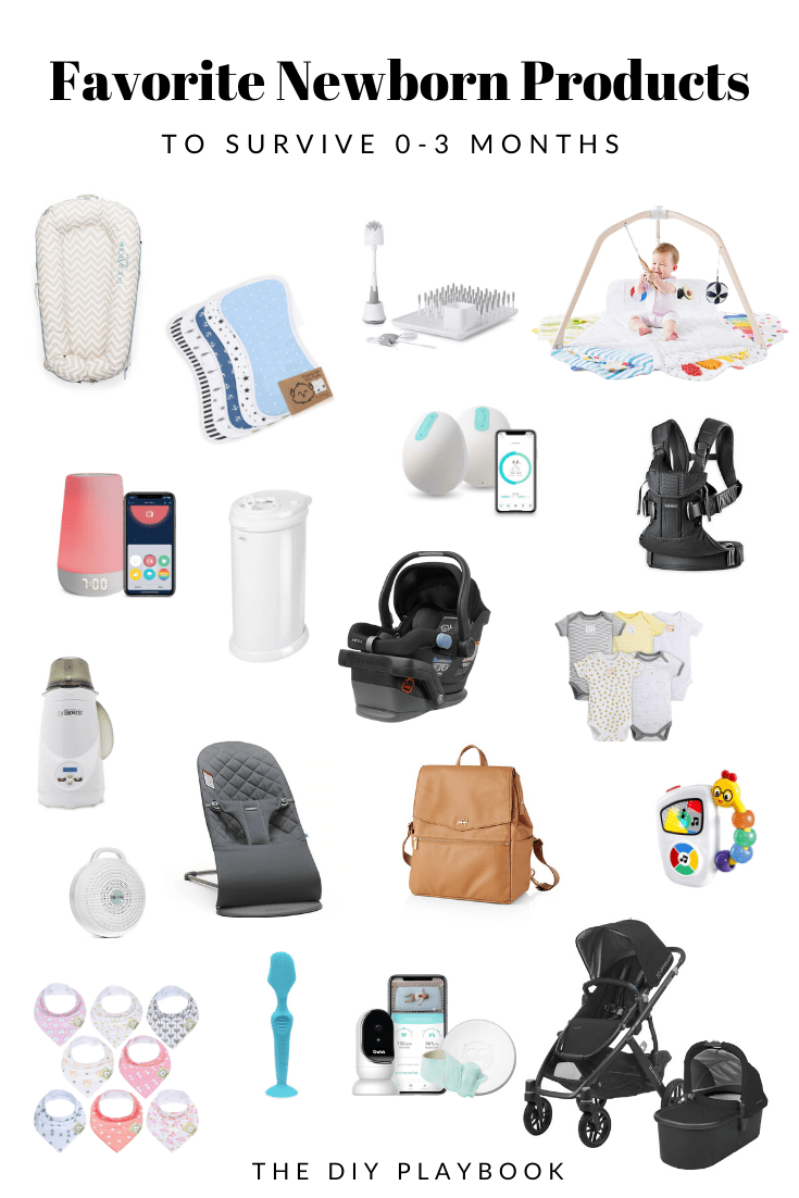 Favorite Newborn Products