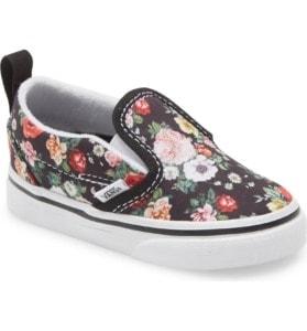 baby van sneakers