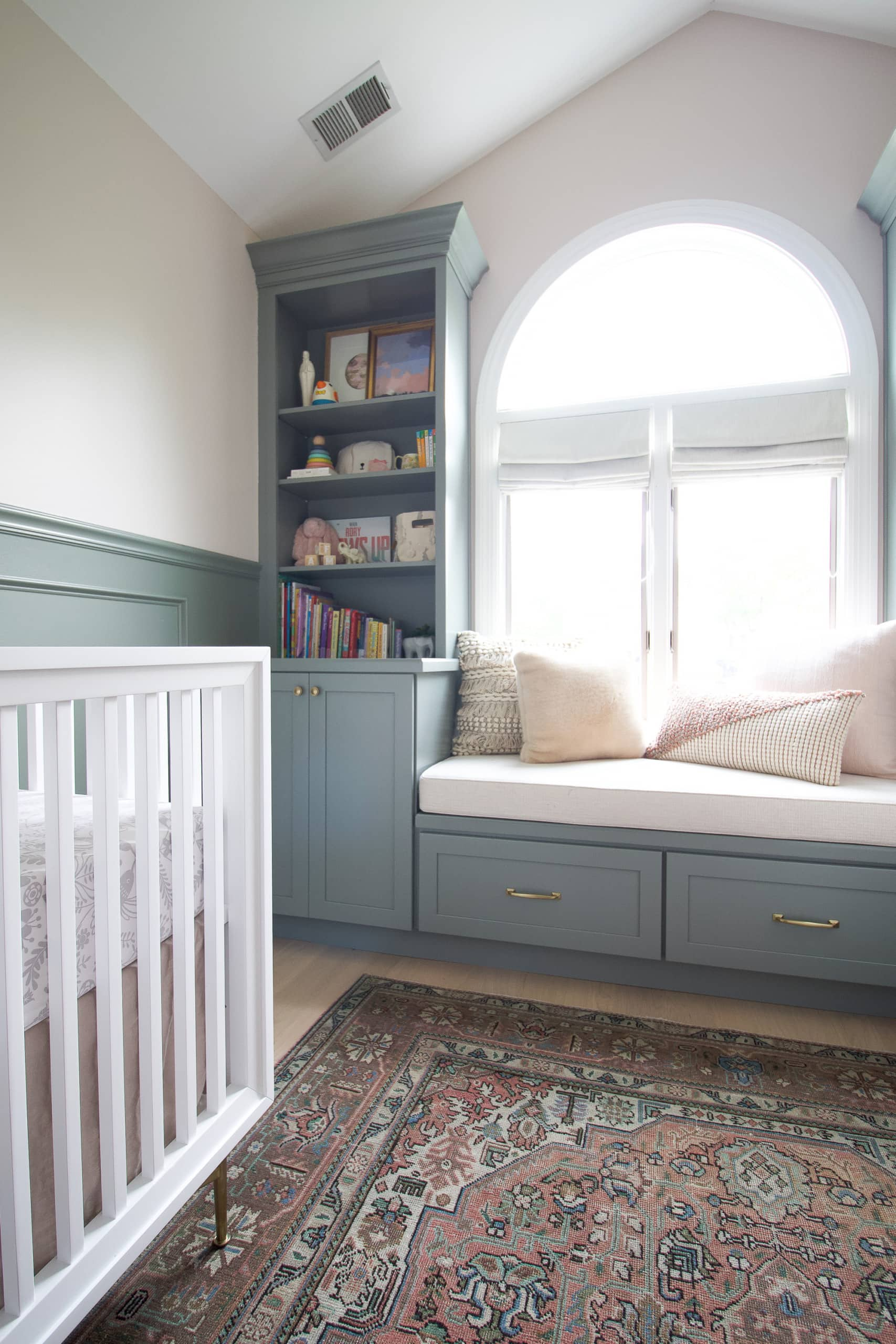 Nursery updates - how we're using Rory's nursery for the everyday