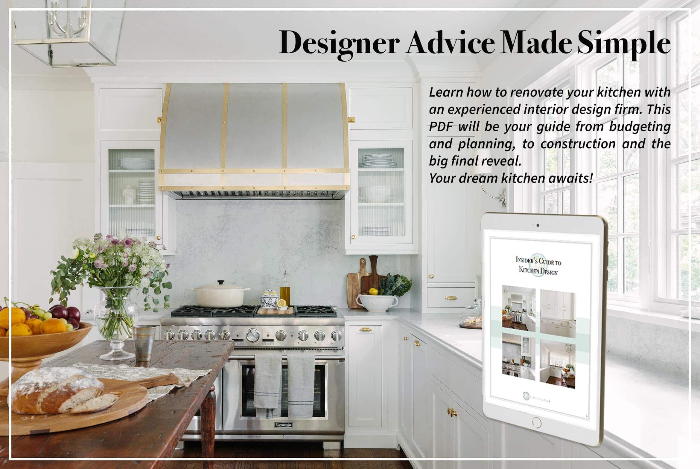 Designer advice made simple