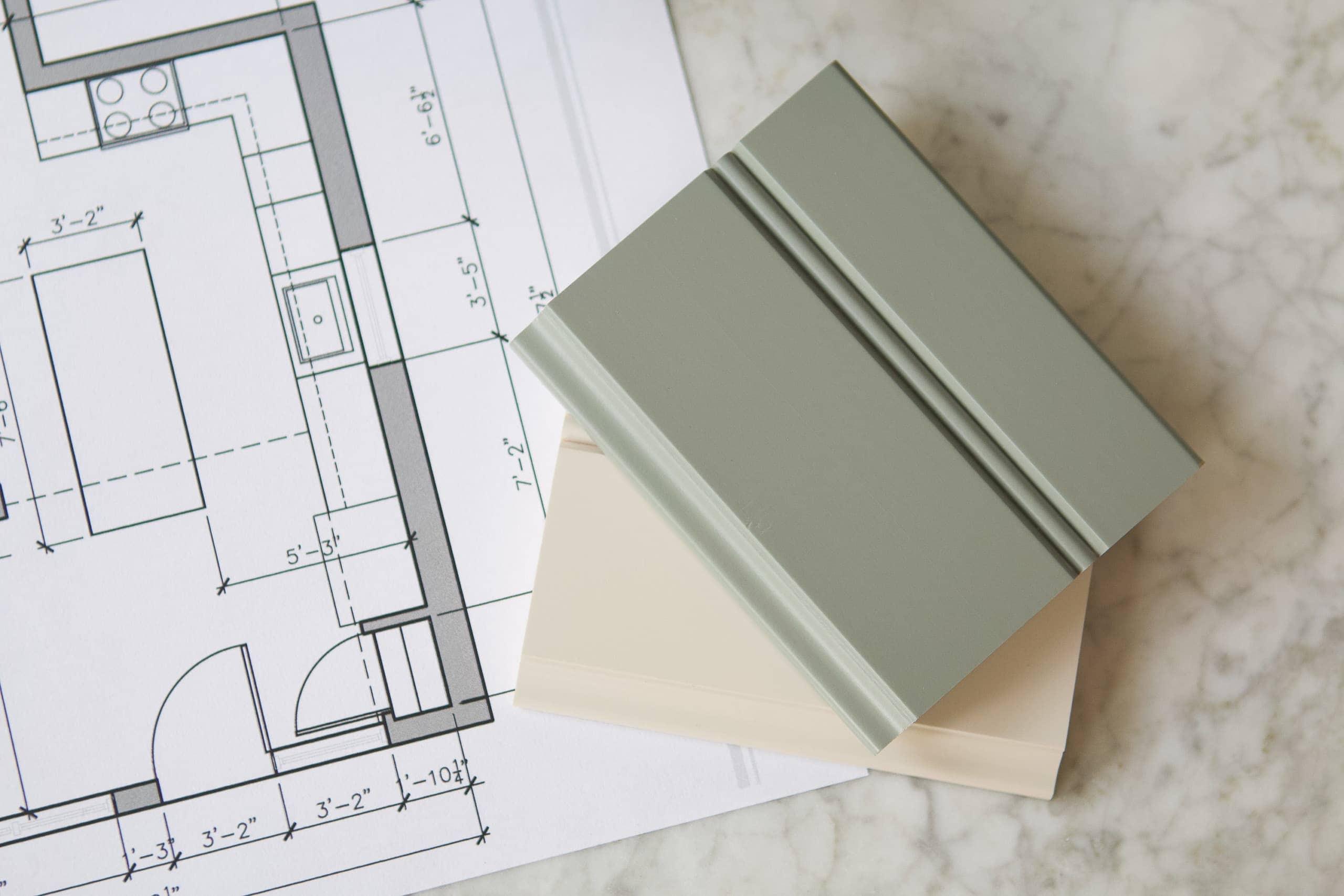 Choosing kitchen cabinet colors