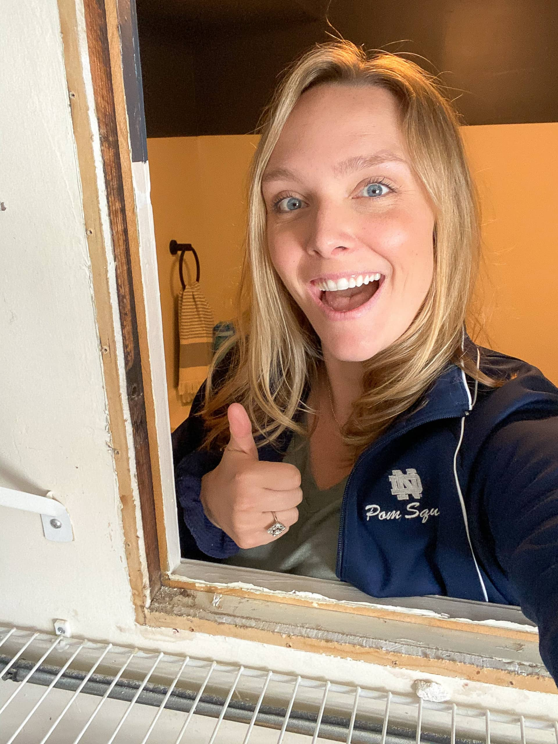 Removing the old window