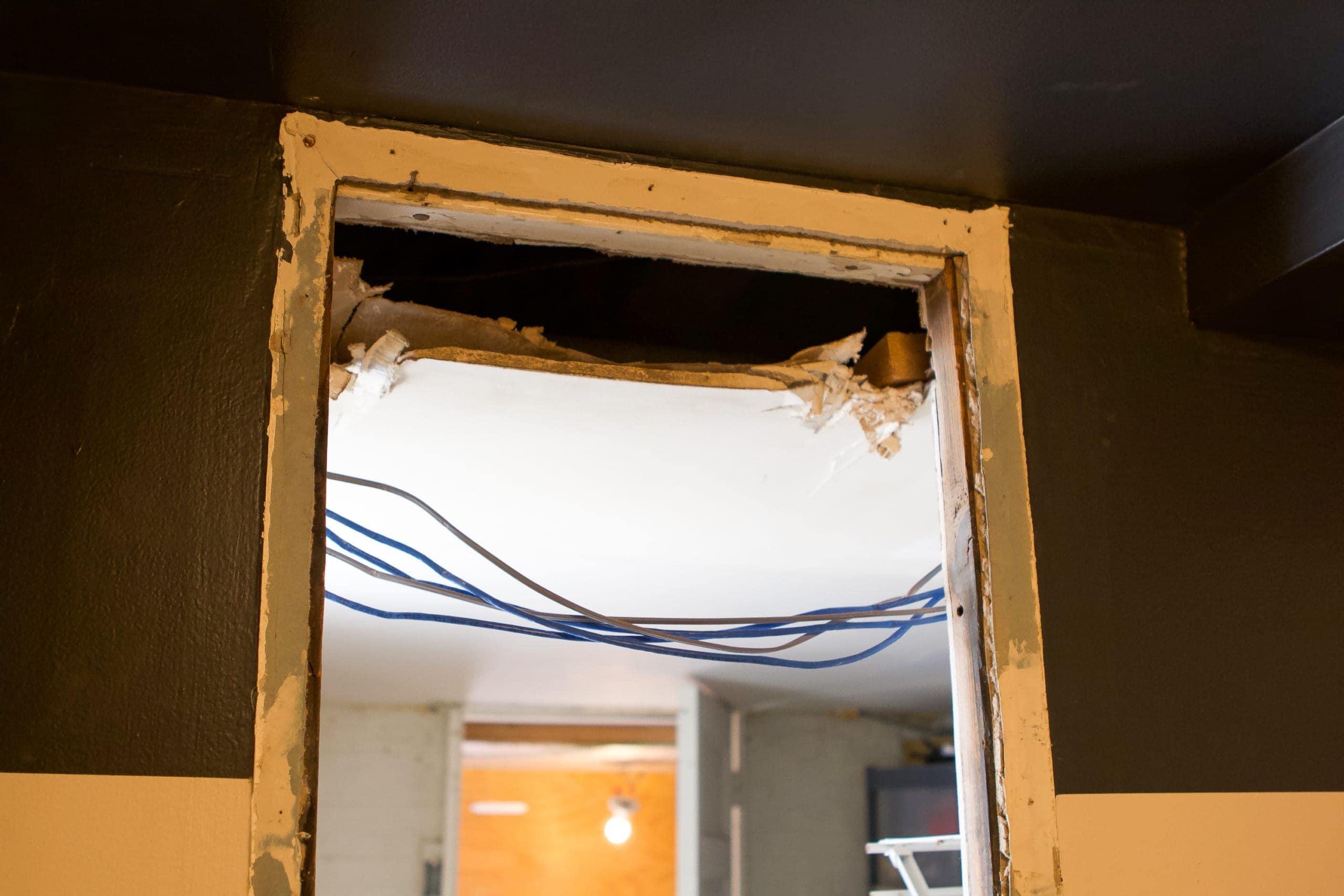 Gross ceiling