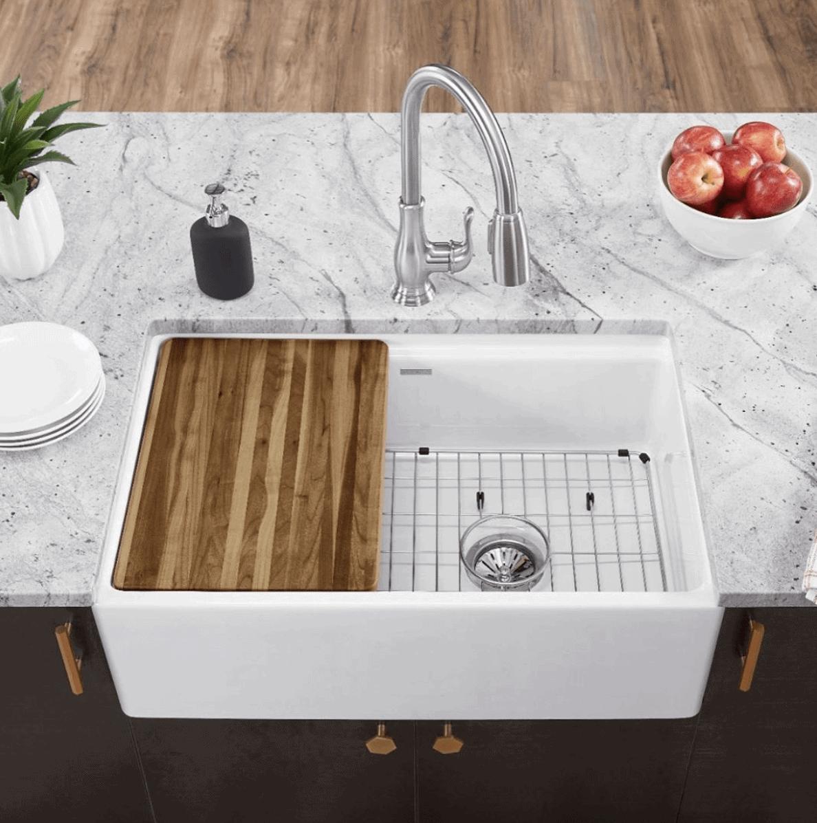elkay single bowl sink