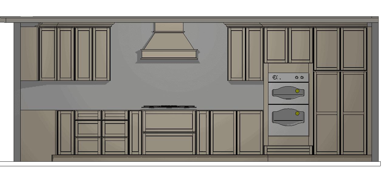 new kitchen design plan
