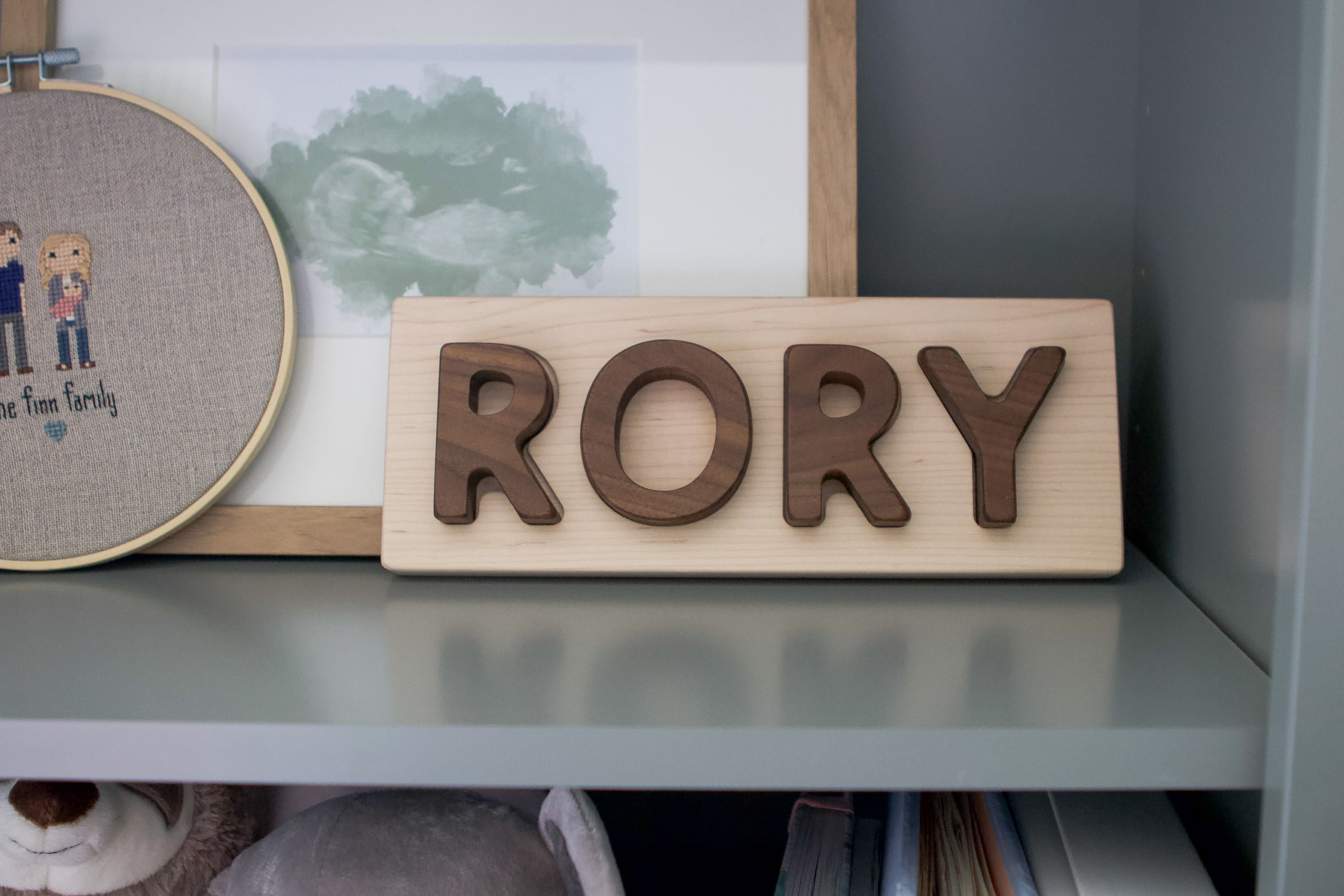 Rory name puzzle